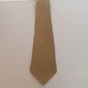 NWOT Gianfranco Ruffini tie 100% silk